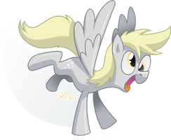 Ditzy Doo by SupaCrikeyDave