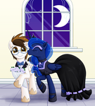 Request for Chrismilesprower by tintinabar