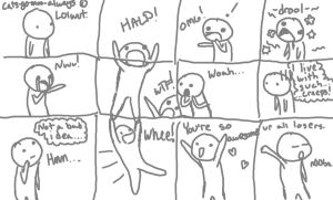 Panel Madness by Cats-go-moo-always