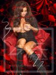 Candice Michelle by gfx-micdi-designs