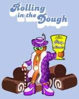 Rolling in the Dough v2 by roflwaffle07