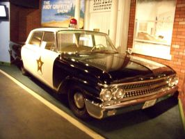 The Andy Griffith Fairlane by DetroitDemigod