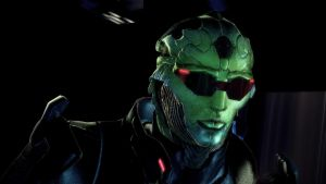 Thane Krios alternate apperance by LadyNaginiWesker