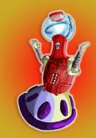 Tom Servo by Tophoid