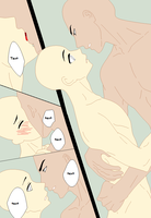 Traced Base - Yaoi Couple Manga Page by Mature-Bases