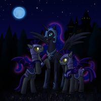 Night Guards by Raugos