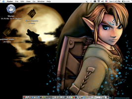 Link Wallpaper by ZiggoTheAlien