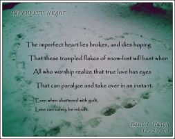 Imperfect Heart by LordAzrael85