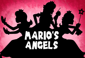 Mario's Angels by MrBowz