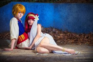 MAGI:TLoM - Mahrajan's Night by Shirokii