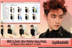 Kyung Soo Live Folder Icon Pack by Rizzie23