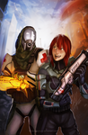 Mass effect- No technical difficulties by WinterSpectrum