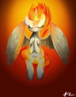 Stardust Fire(request) by Elemental-FA
