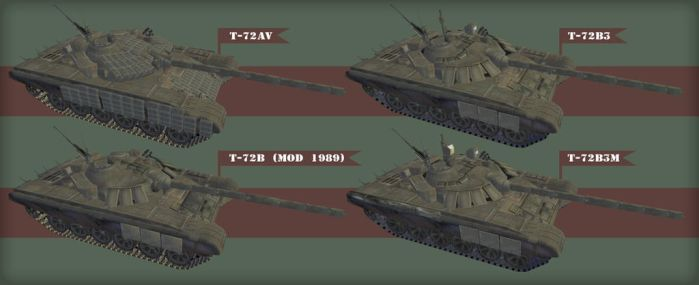 ICP(ORCS) T-72 Pack Extended OFP addon by S-a-p-p-e-R