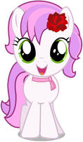 Request: Petal Sparkle filly Vector by JordiLa-Forge