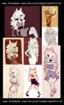 Chrystal The Hedgehog FACEBOOK PAGE by Mary-Ana