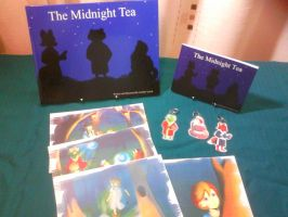 The Midnight Tea Collection by e-soh