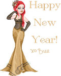 Happy New Year 2017! by Breebles