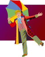 The Sixth Doctor by jonizaak
