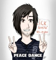 Peace Dance! by holasoygerman