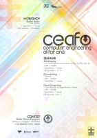 CEAFO Poster by Abazion