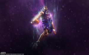 Vince Carter by Sanoinoi