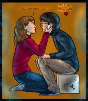 You Are Beautiful by BerenicePotter