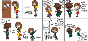 Animal Crossing 1st Day by NickTheWitch