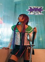 Saeko Busujima by YearOftheSerpent