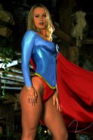 SUPERGIRL by Rene-L