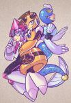 Some robot masters... by Astrobullet