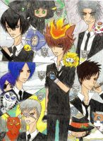 :..KHR: The Vongola Family..: by WinnieXMLover