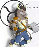 Zodiac Project: Taurus by Imerei