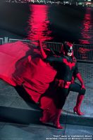 Batwoman Cosplay Youmacon 2012. by Alyssa-Ravenwood