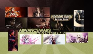 Advance wars Tag wall by whatthehell123456789