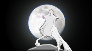 Yuki's Howl by Wolf-FX-Alex-Balto