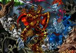 Super Ghouls'n Ghosts by Joelchan