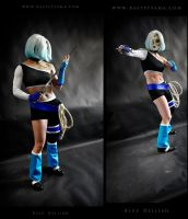 Blue Delilah Cosplay Commission 04 by Bastetsama-Cosplay