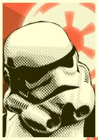 stormtrooper by ZombieRabbitO