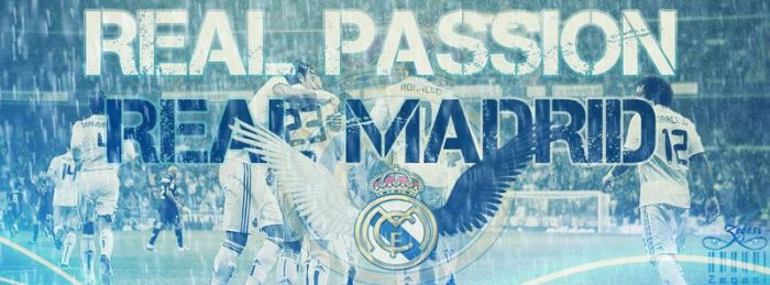 Real Madrid ... Real Passion by Zegasi