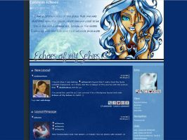 Cerulean Echoes Livejournal by echosea