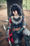 It's Cold in Kirkwall by ArcaneApostate