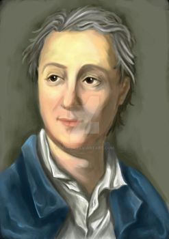 Denis Diderot by Dare2a