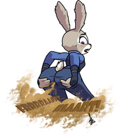 [Request] Judy Hopps Farts by TenuousOddity