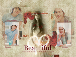 Beautiful - Fanfic Poster by nvs911