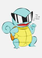 They CaLL mE PhrEsh : Squirtle by Koolaidislifetome