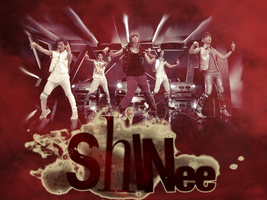 SHINee Lucifer by NandeNoi