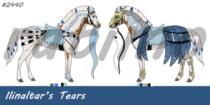 Nordanner Tack Ilinaltar's Tears by ratimo
