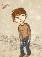 James Sirius Potter by some-some