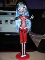 Hello Ghoulia Yelps by Pink-chi